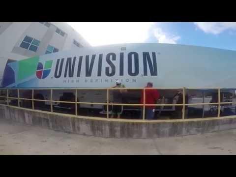 Nicolas Ros-Univision Internship Project