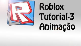 ROBLOX (Walking animation) Tutorial 3
