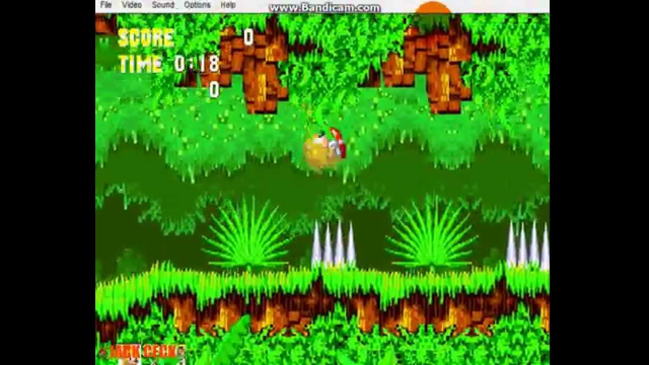 Sonic 3 And Knuckles Color Change No Game Genie Codes Required - YouTube