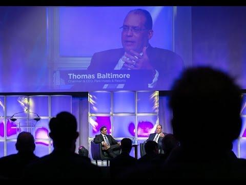 Bharat Shah Leadership Speaker Series -Tom Baltimore