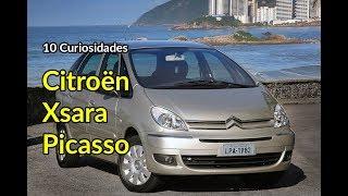 Xsara Picasso: 10 curiosidades do primeiro Citroën brasileiro | Carros do Passado | Best Cars