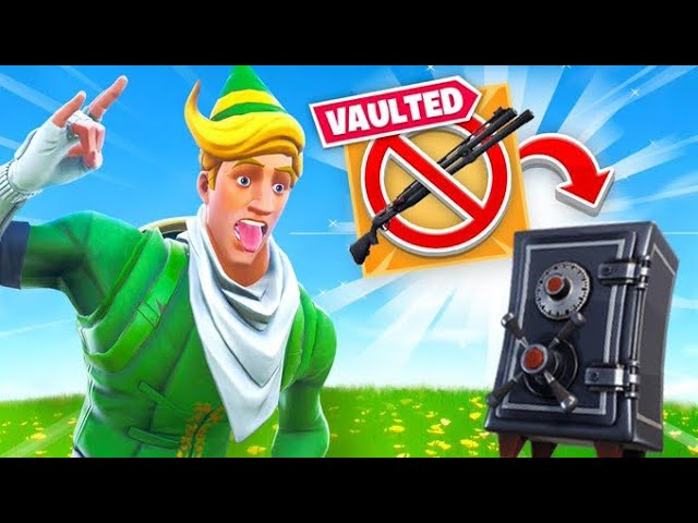 So Fortnite VAULTED The Combat Shotgun... #1