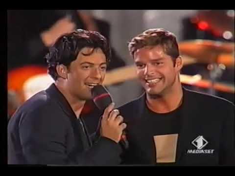 Ricky Martin - La Bomba & La Copa De La Vida Festivalbar 1998 (Piazzola Sul Brenta, Italy)