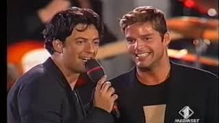 Ricky Martin - La bomba & La copa de la vida Festivalbar 199...