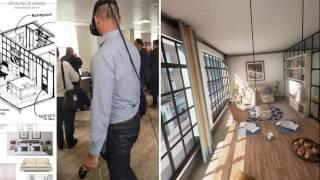 HTC VIVE LIVE Architectural Visualisation