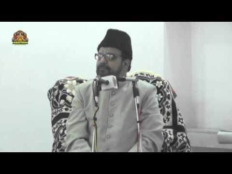 Majlis Maulana Abid Bilgrami Sb.Part 1 At: Dusaunti,Saidabad,Allahabad