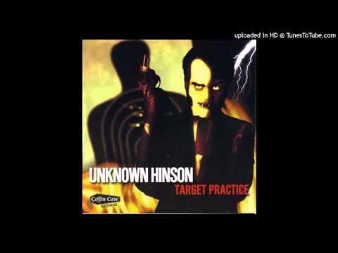 Unknown Hinson - Alkyhol Withdrawl