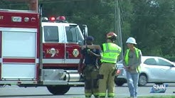 SNN: Gas leak shuts down major Sarasota intersection