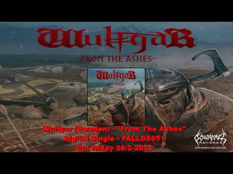 "Wulfgar (SWE) - ""From The Ashes"" - Track Preview"