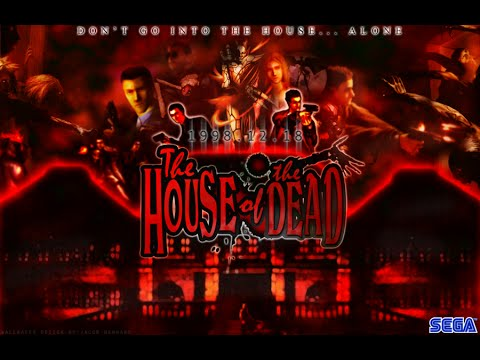 The house of the dead perfect run happy ending don 39 t go for Housse of the dead