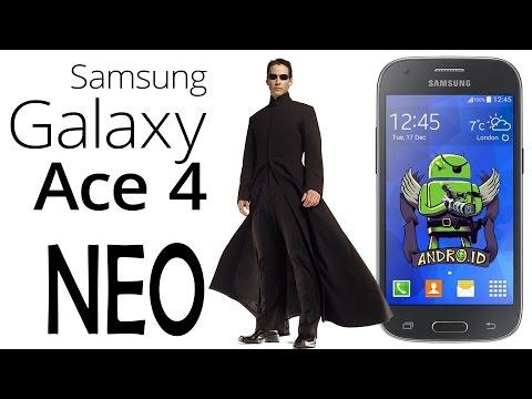 Обзор Samsung Galaxy Ace 4 Neo обзор самого дешевого смартфона