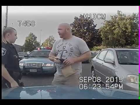 Seattle Police, viewed by OPA Nov. 2015 - traffic stop, foot chase