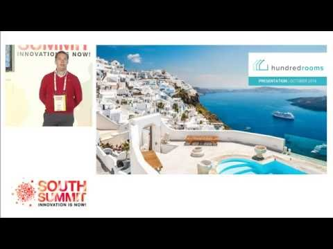 SOUTH SUMMIT 2016 - Travel Startup Competition Finalists