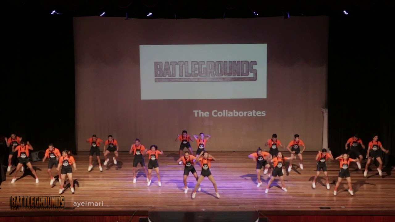 Download The Collaborates   MONSTER DIVISION - BATTLEGROUNDS PHILIPPINES #BGPH2018