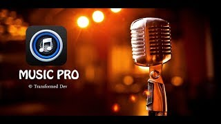 Video Music Pro - Best Free Music Player for Android download MP3, 3GP, MP4, WEBM, AVI, FLV Mei 2018