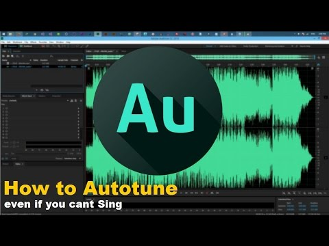 Download Adobe Audition Tutorial How To Record Live With