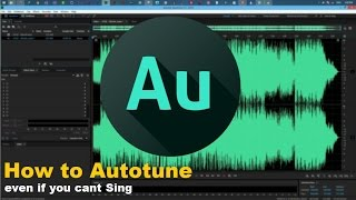 How to Auto-Tune in Adobe Audition