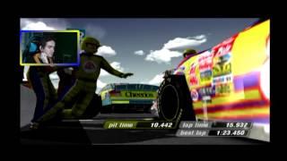 first last lap choke infineon   nascar thunder 2004 career mode race 16 36