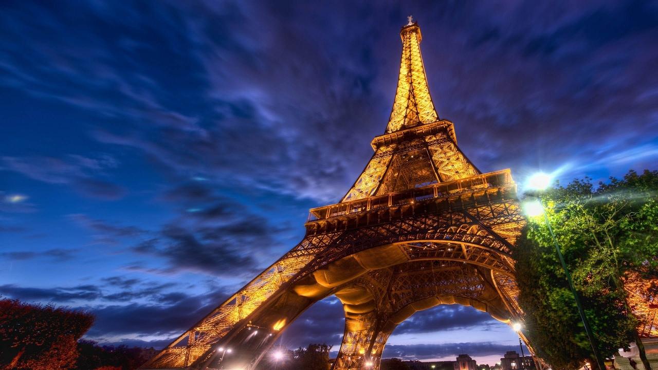 Beautiful Paris Night Youtube