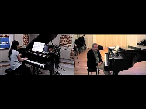 Distance Learning Sessions: Piano