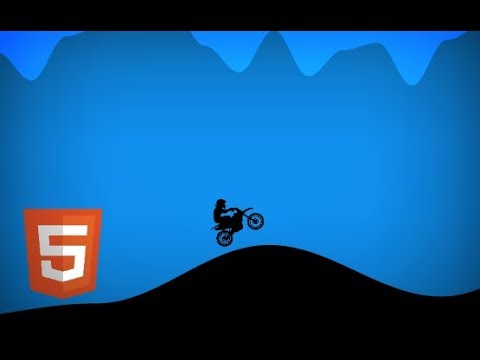 Coding A Motorcycle Game In HTML5