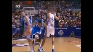 Giannis Antetokounmpo Amazing Dunk vs France 9/8/14