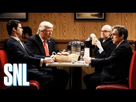 Donald Trump Robert Mueller Cold Open - SNL