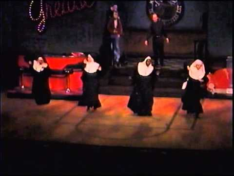 Nunsense - Players Guild of Canton 2000 production, full shpw
