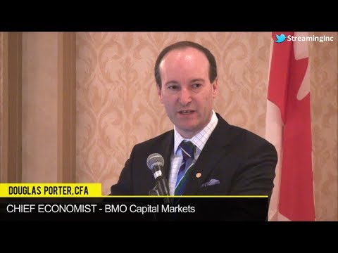 Douglas Porter: Chief Economist and Managing Director, BMO Capital Markets