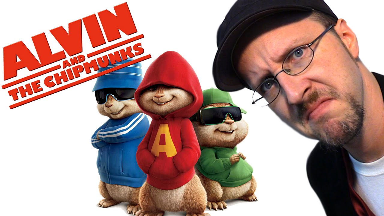 Alvin And The Chipmunks Nostalgia Critic Youtube