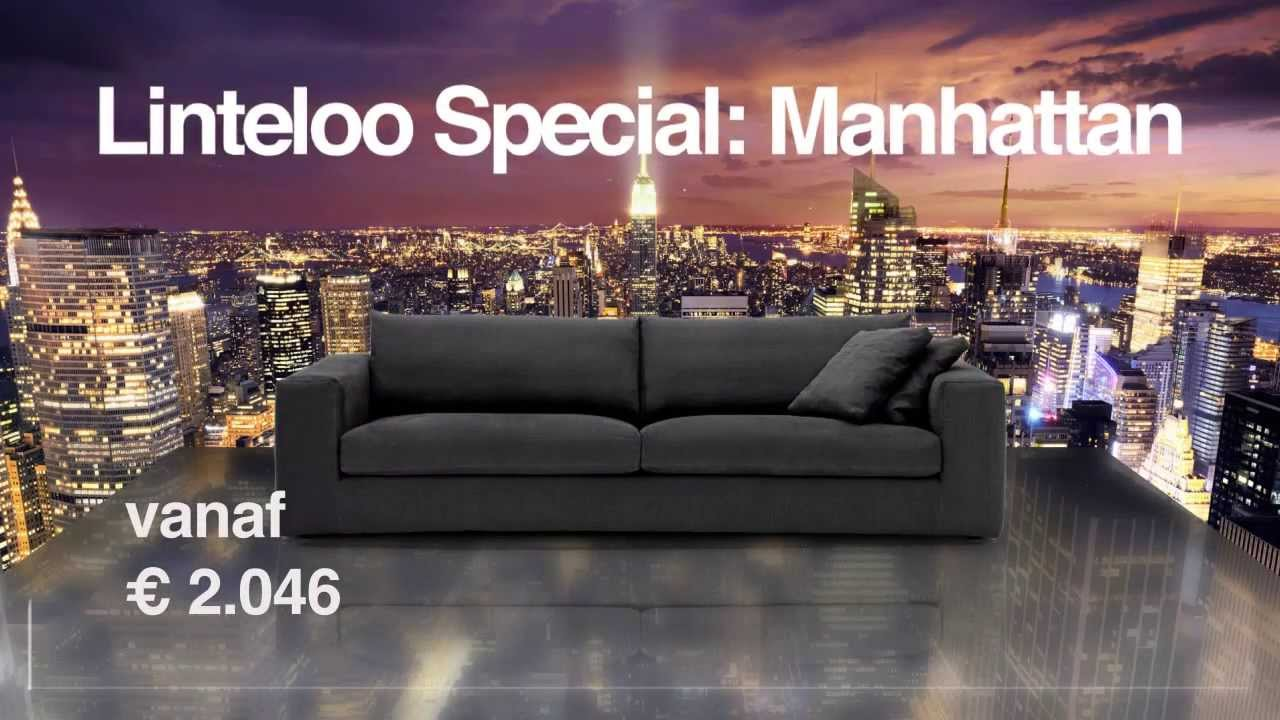 Design Bank Linteloo.Linteloo Special Manhattan Youtube
