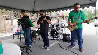Hatiku Kekal Padamu Cover by Along & Sham feat Alpha Eight Band