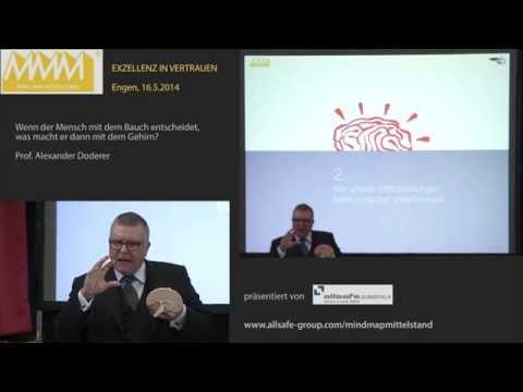 Prof. Alexander Doderer über Neuromarketing
