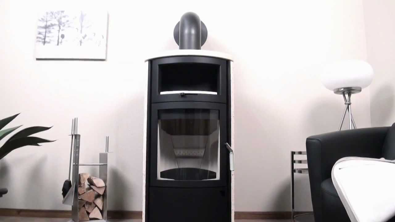 kaminofen hark 44 gt ecoplus kamin mit feinstaubfilter youtube. Black Bedroom Furniture Sets. Home Design Ideas