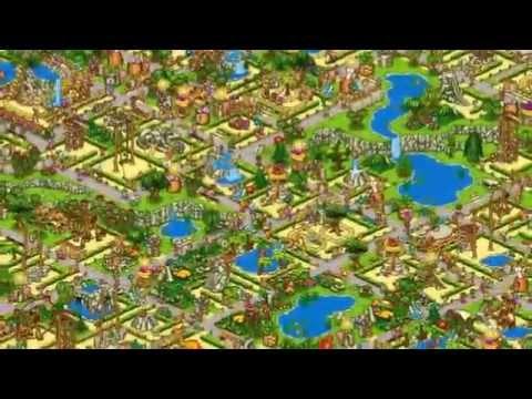 Игра Prehistoric Park является красочной... - Игры …