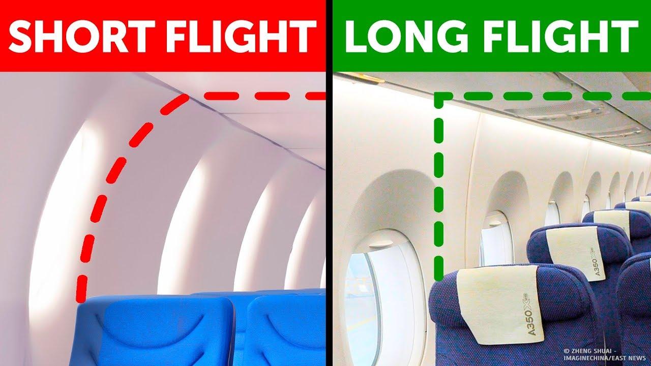 Por que os vôos ultra-longos são melhores que os curtos + vídeo