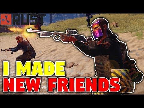 I Made New Friends | Rust Solo Survival S10E03
