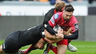 Scarlets v Edinburgh Highlights – GUINNESS PRO12 2014/15