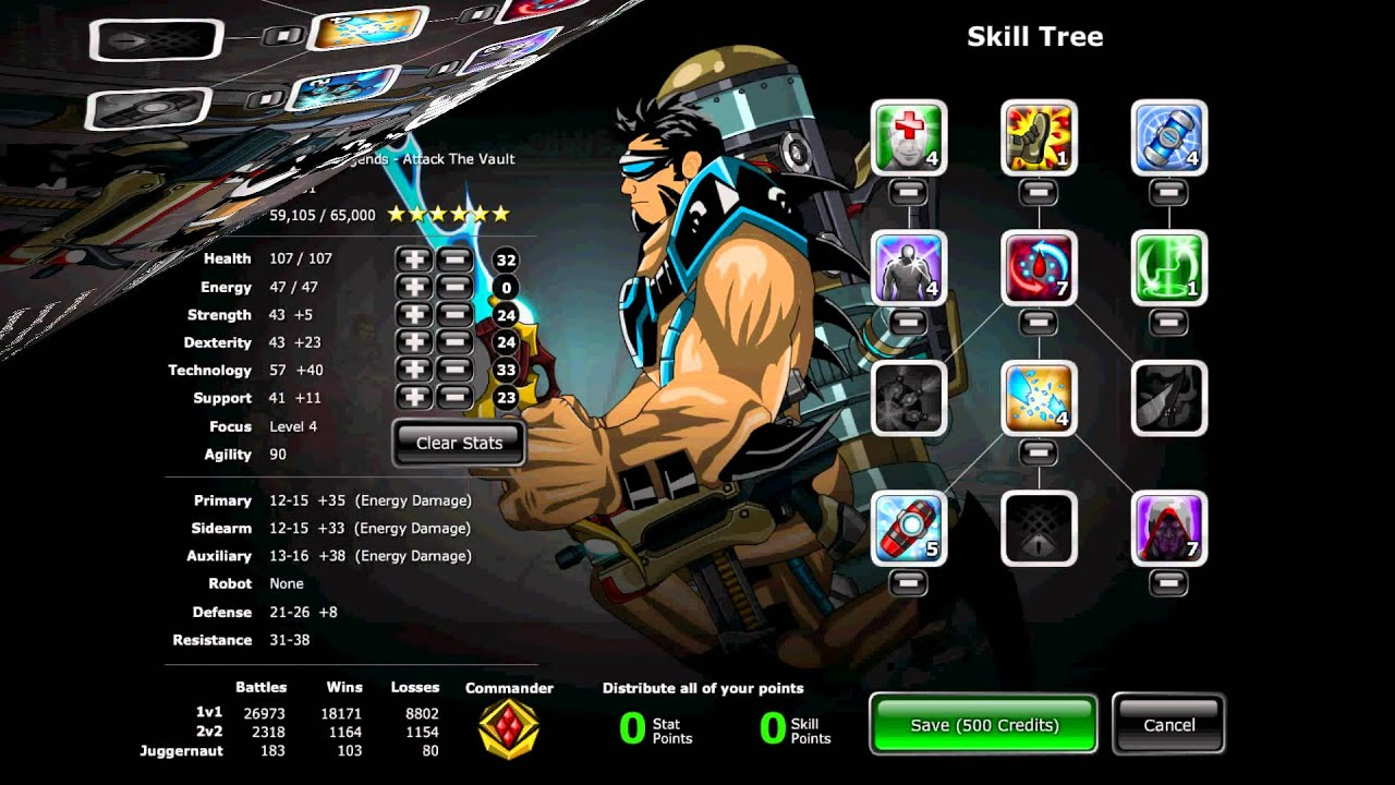 cyber hunter_EpicDuel Delta - Cyber Hunter Builds - YouTube