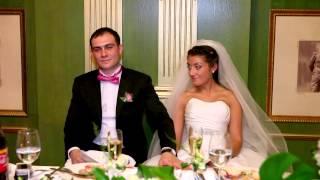 Конкурс на свадьбе. Семейные обязанности.-