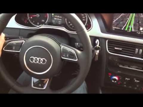 2013 Audi A4 Notchy Steering Problem #1