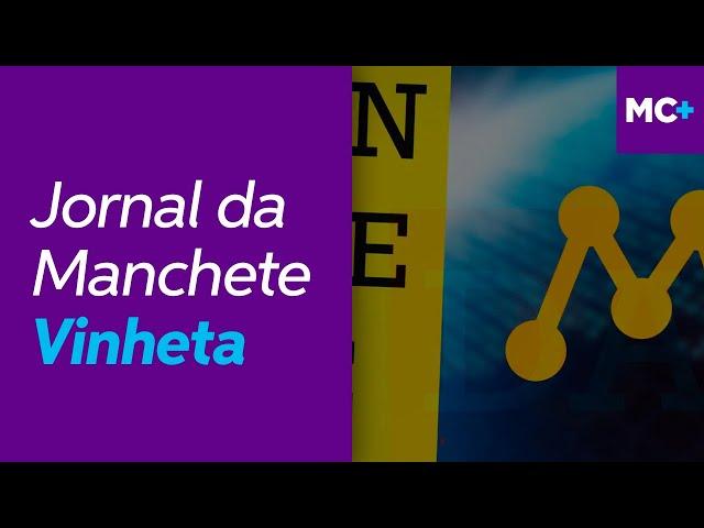VINHETA JORNAL DA MANCHETE HD | MINHA CRIAÇÃO