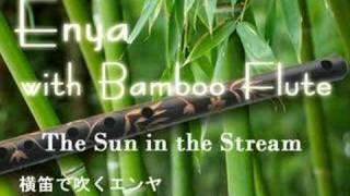 Enya - The Sun in the Stream - エンヤを横笛で吹いてみました