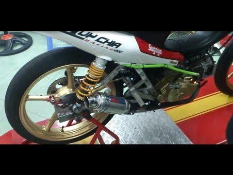 Test dàn hơi Jupiter chạy sân Quy Chia RacingBoy