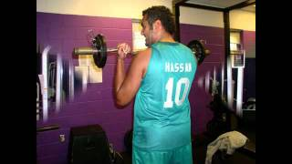 Hassan Makki Saudi Basketball player Created By Siti Lia , T pain song the best love song