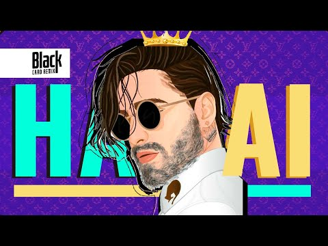 HAWAI MIX – Blac Card Remix ( Hawai – maluma, Caramelo remix, ozuna myke towers, Ay dios mio, parce