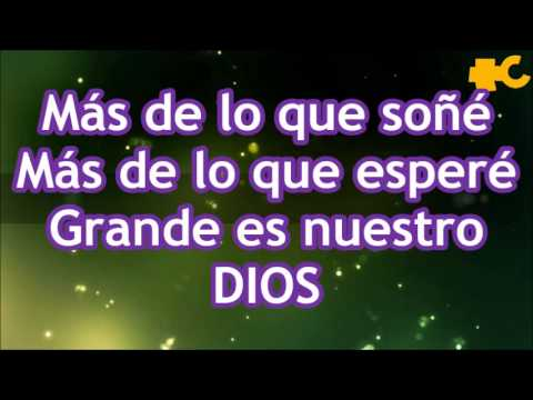 DIOS ES PODEROSO (GOD IS ABLE) - HILLSONG UNITED