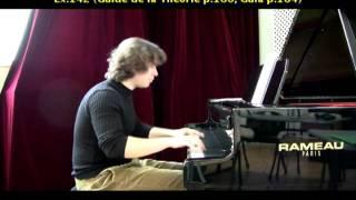 Ex.142, vidéo, Guide de la théorie de la musique, Abromont, Accord à l