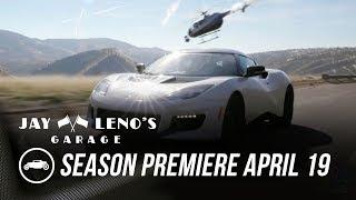 Season Premiere April 19 - Jay Leno'S Garage