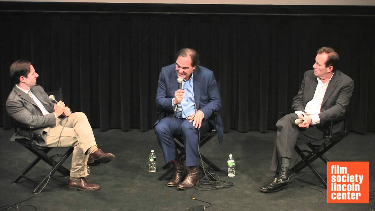 """NYFF Q&A: Oliver Stone & James Woods, """"Salvador"""""""